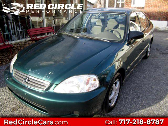 Honda Civic DX Sedan 1999