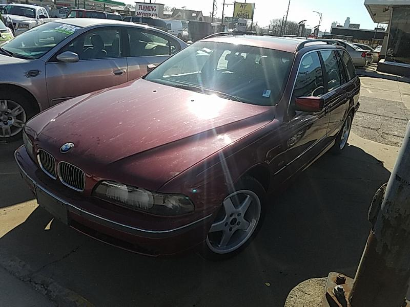1999 BMW 5-Series Sport Wagon