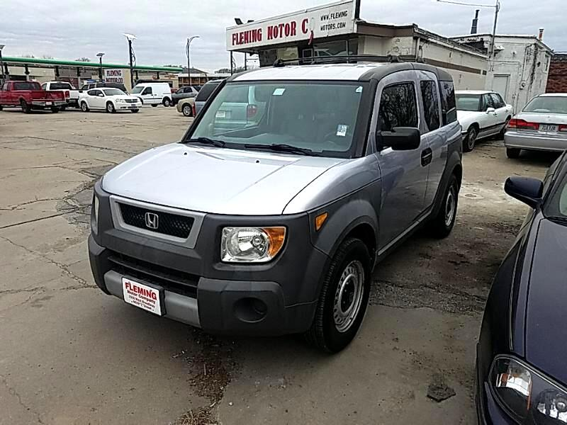 2003 Honda Element DX 4WD AT