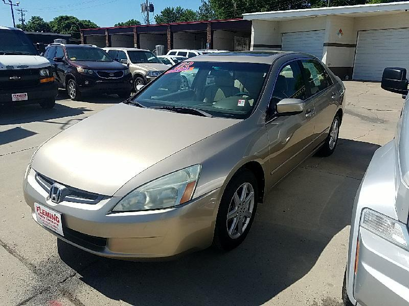 Honda Accord EX V6 sedan AT 2003