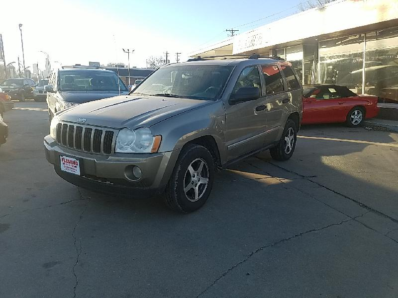 Jeep Grand Cherokee Laredo 4WD 2005