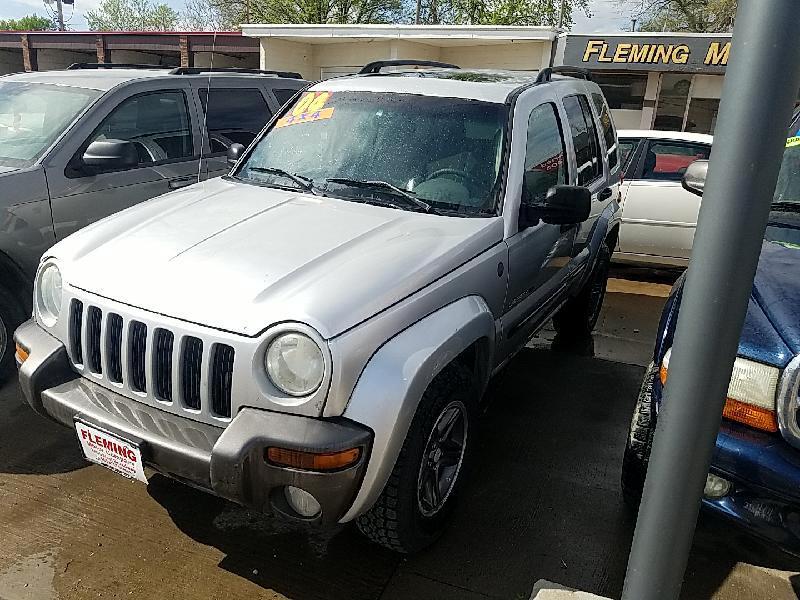 Jeep Liberty Sport 4WD 2004