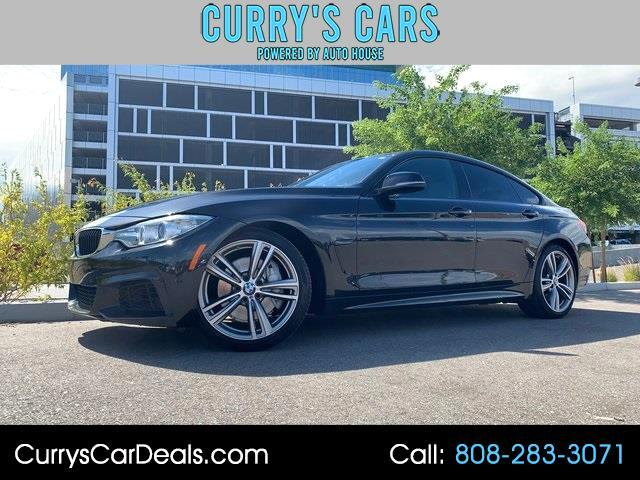 2015 BMW 4-Series Gran Coupe 435i Gran Coupe