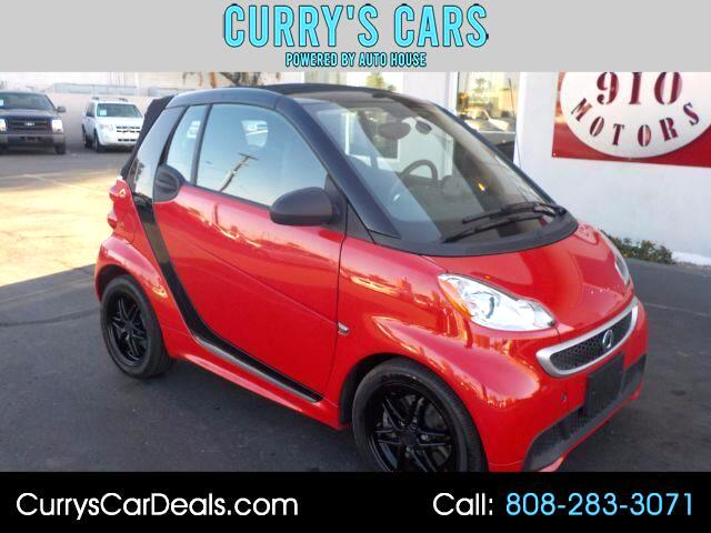 2014 smart Fortwo electric cabriolet