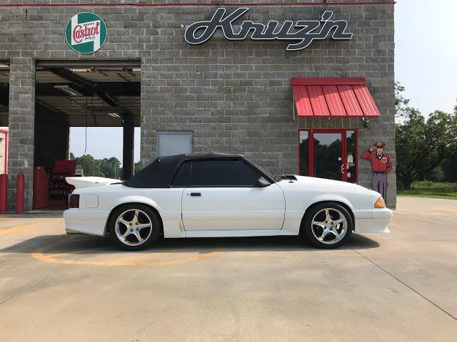1987 Ford Mustang GT convertible