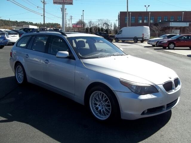 BMW Series Xi Wagon AWD For Sale CarGurus - 530xi bmw