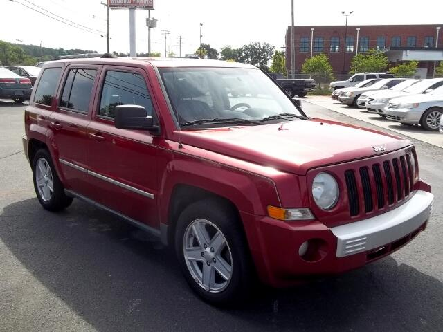 2010 Jeep Patriot Limited 2WD