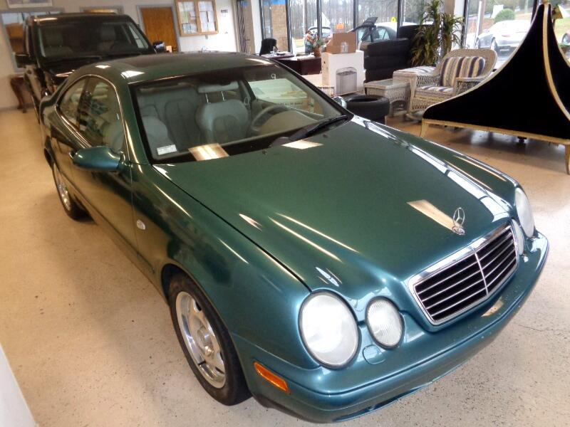 1998 Mercedes-Benz CLK-Class CLK320