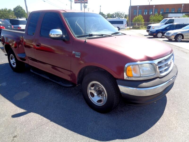 1999 Ford F-150 XL SuperCab Flareside 2WD