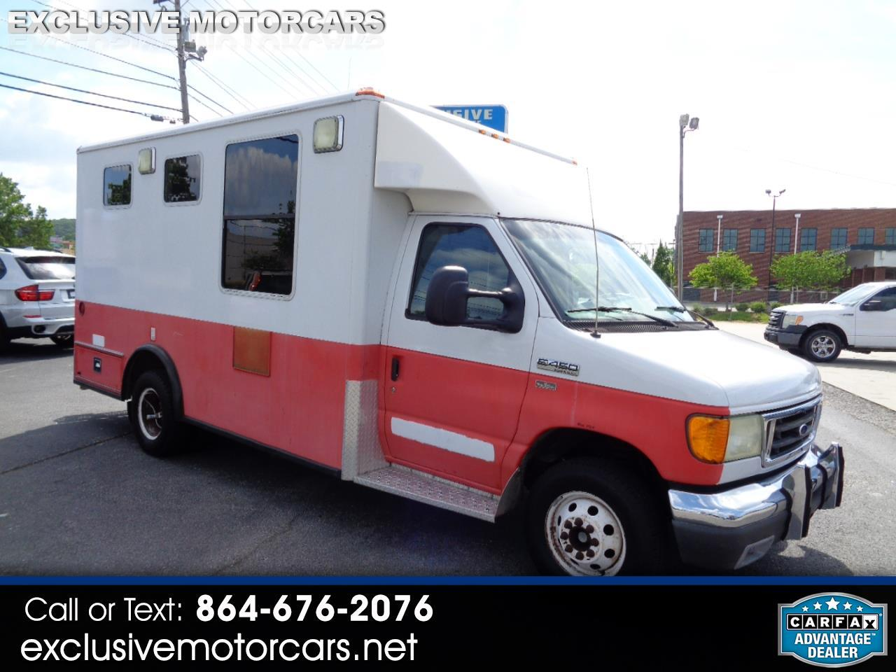 Ford Econoline Commercial Cutaway  2006