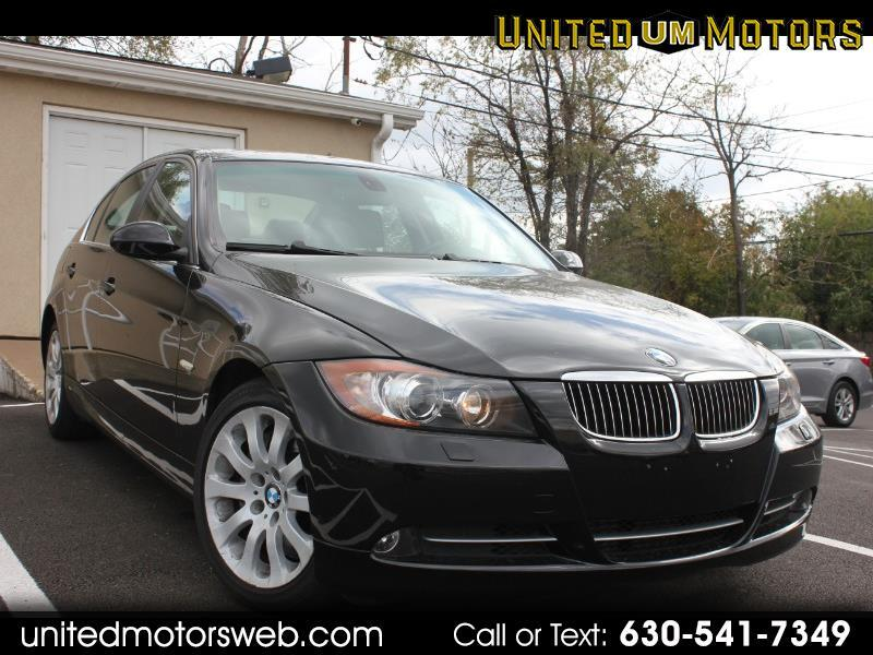 2008 BMW 3-Series 335i xDrive