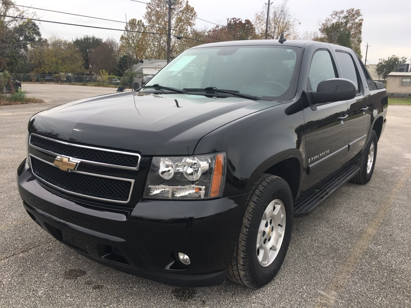 2008 Chevrolet Avalanche 1500 2WD