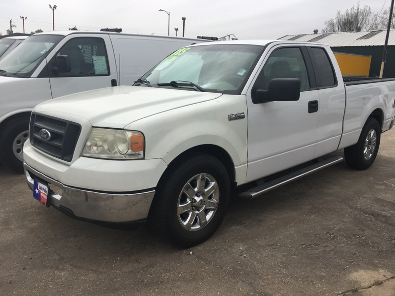 2006 Ford F-150 Lariat SuperCab 2WD