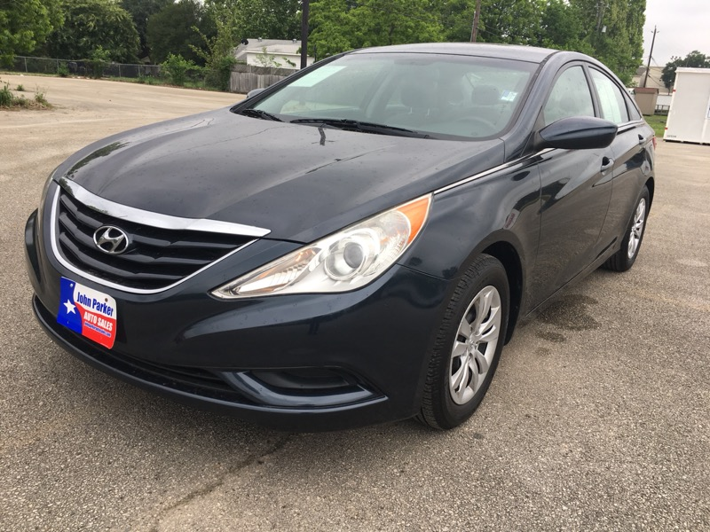 Hyundai Sonata GLS Manual 2012