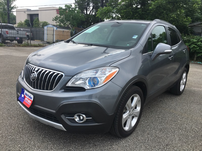 Buick Encore Convenience FWD 2015