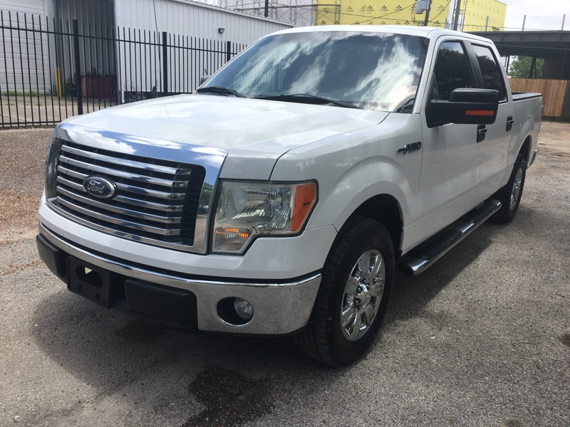 2011 Ford F-150 Harley-Davidson SuperCrew 5.5-ft. Bed 2WD