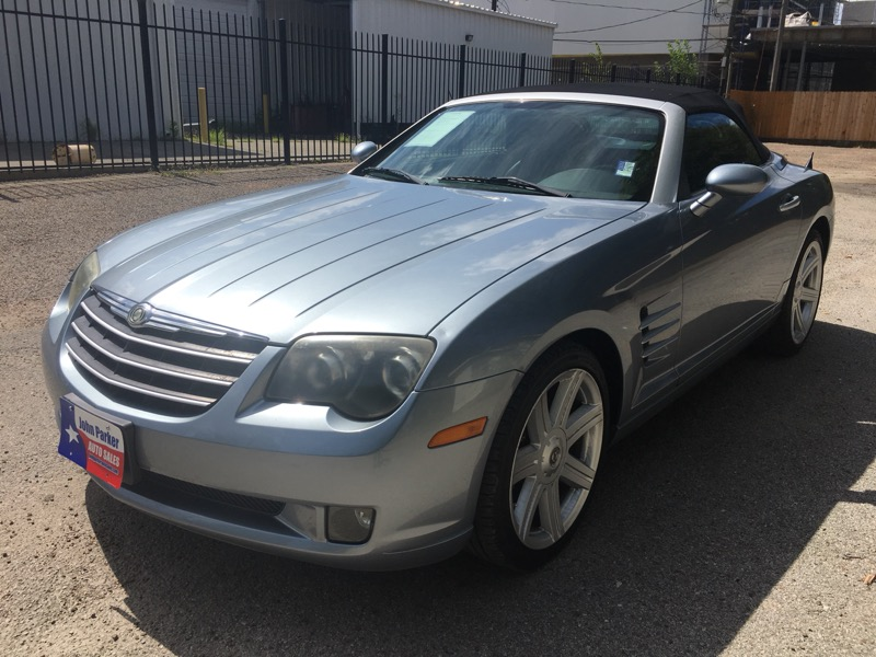 2007 Chrysler Crossfire Roadster Limited