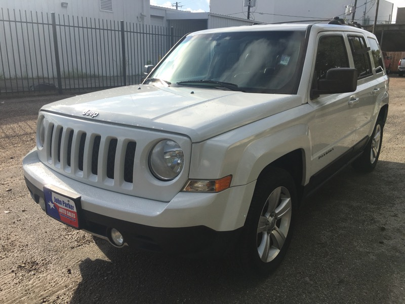 2013 Jeep Patriot Limited 2WD