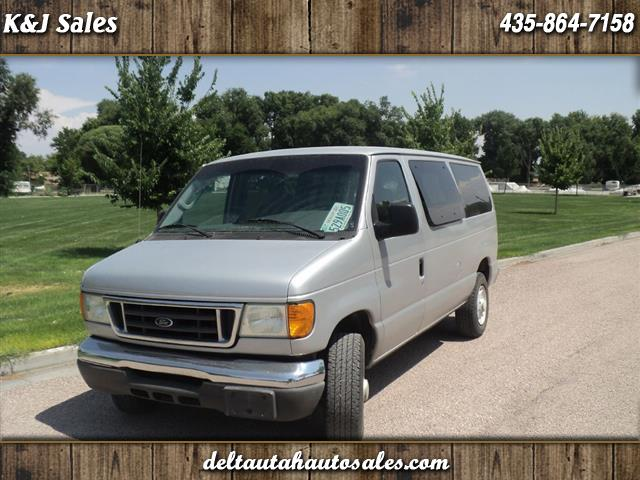 2005 Ford Econoline E-350 XL Super Duty