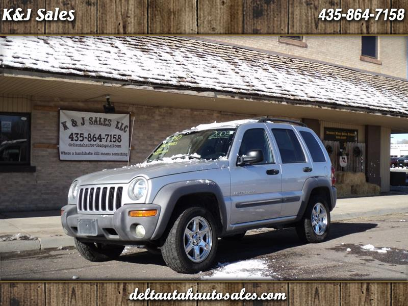 2003 Jeep Liberty Sport 4WD
