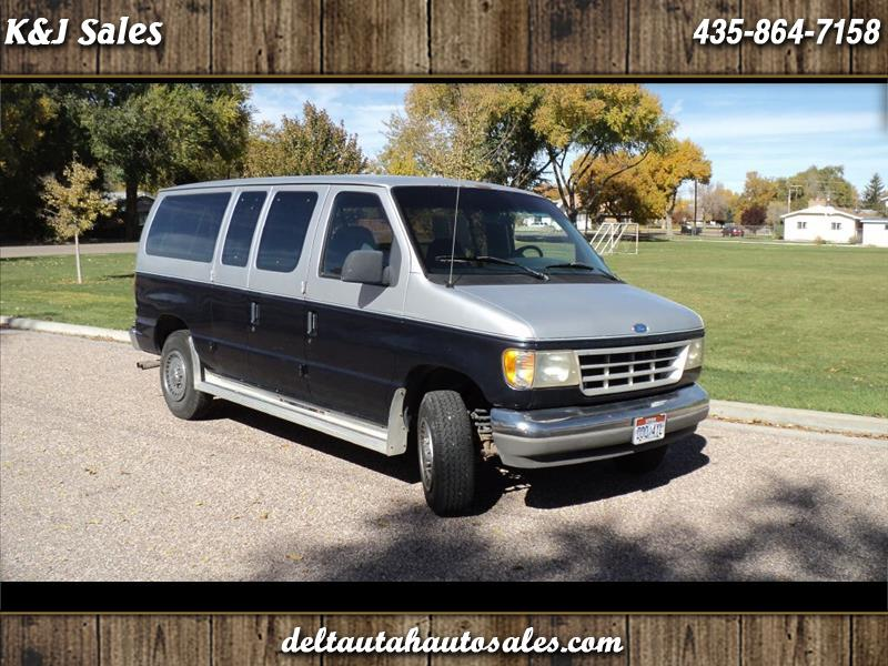 1994 Ford Club Wagon Chateau HD
