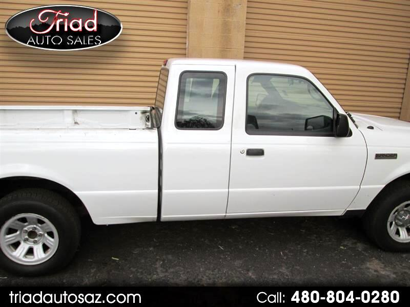 2011 Ford Ranger SUPER CAB
