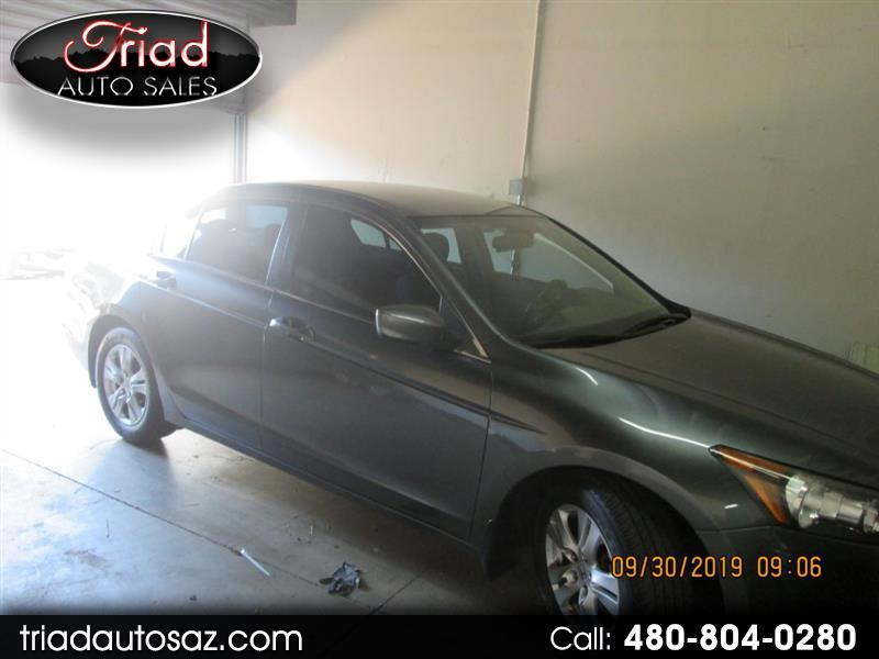 2010 Honda Accord LXP