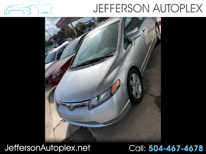 Honda Civic EX Sedan AT with Navigation 2006