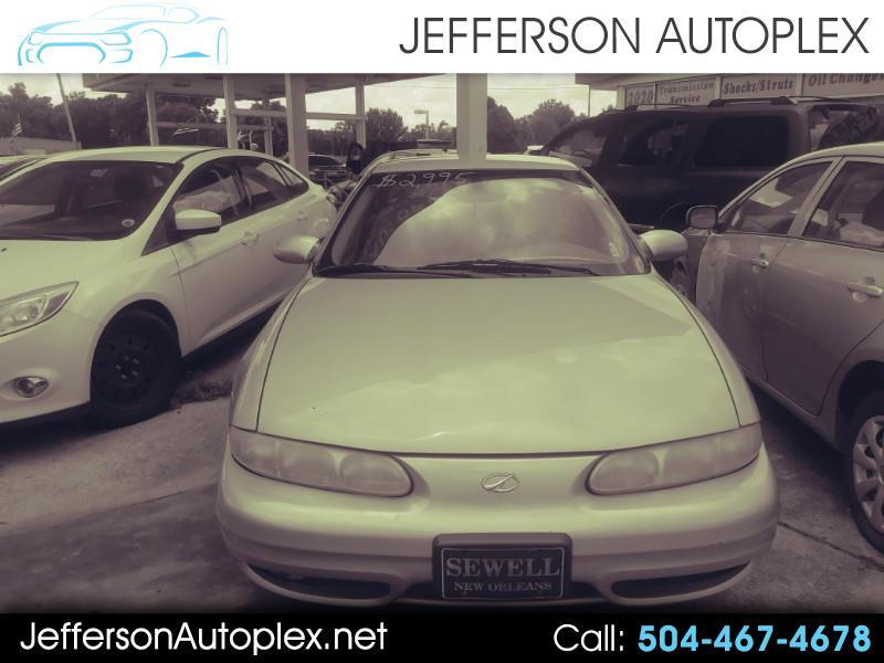Oldsmobile Alero GL1 Sedan 2002