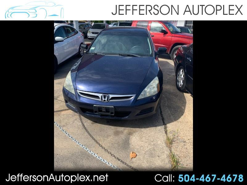 2007 Honda Accord VP Sedan