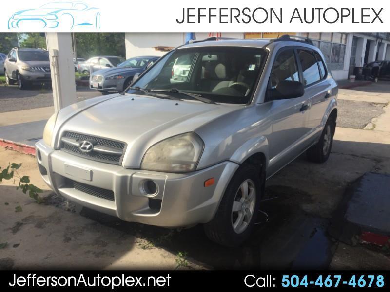 Hyundai Tucson GLS 2.0 2WD 2007