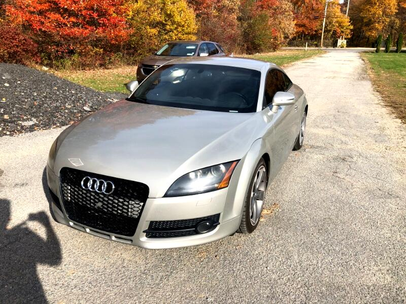 2008 Audi TT 2.0 T with S tronic