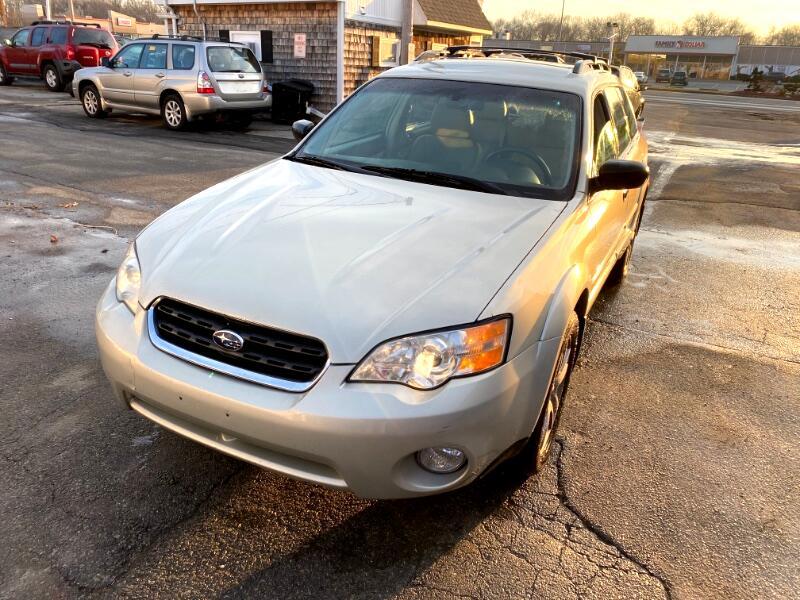 Subaru Outback 2.5i Wagon 2007