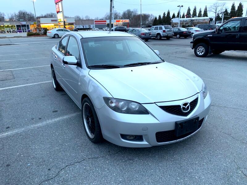 Mazda MAZDA3 i Sport 4-Door 2009