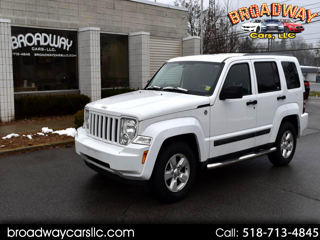 2011 Jeep Liberty 4dr Sport 4WD