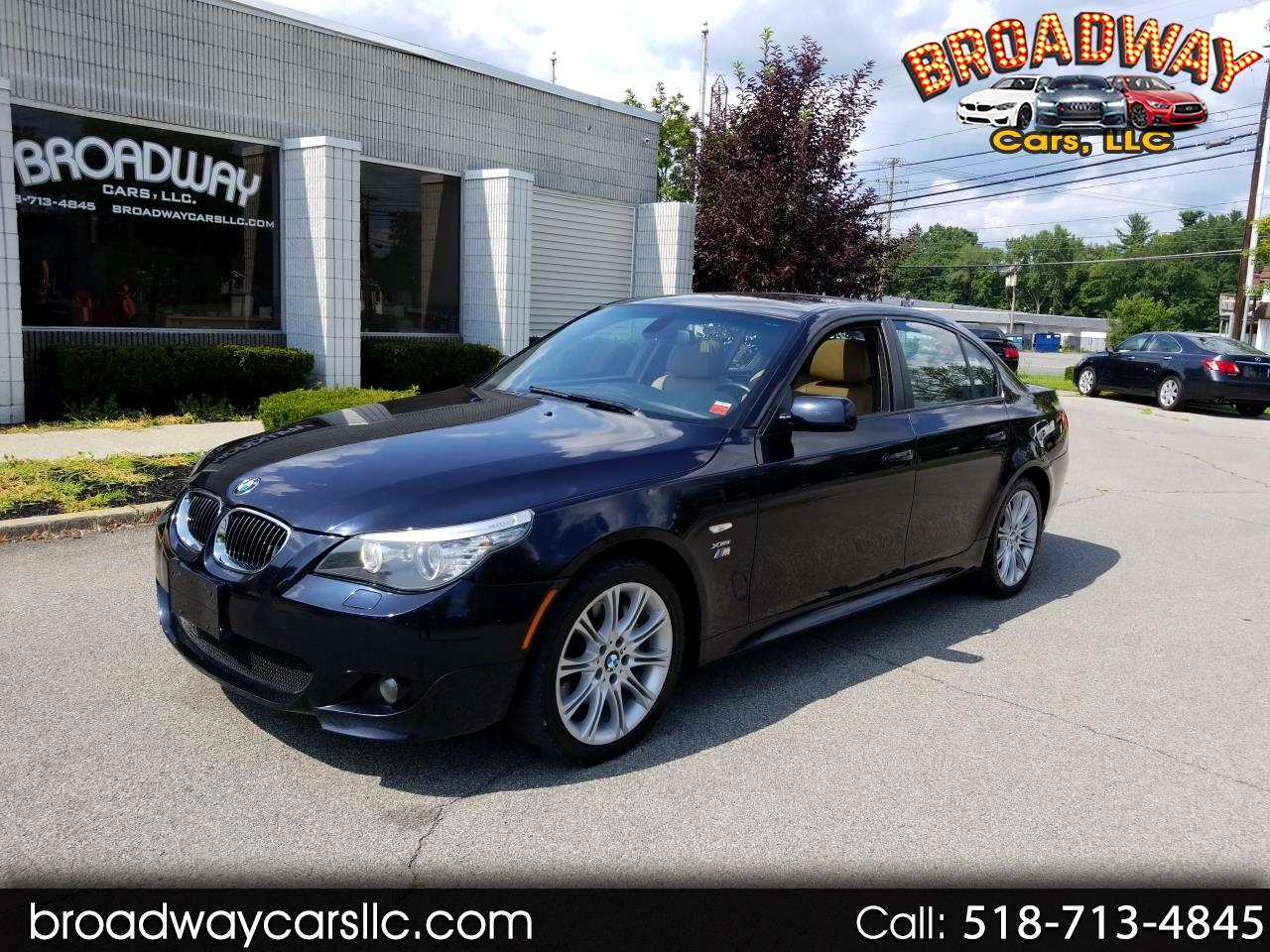 2010 BMW 5-Series 4dr Sdn 528i xDrive AWD