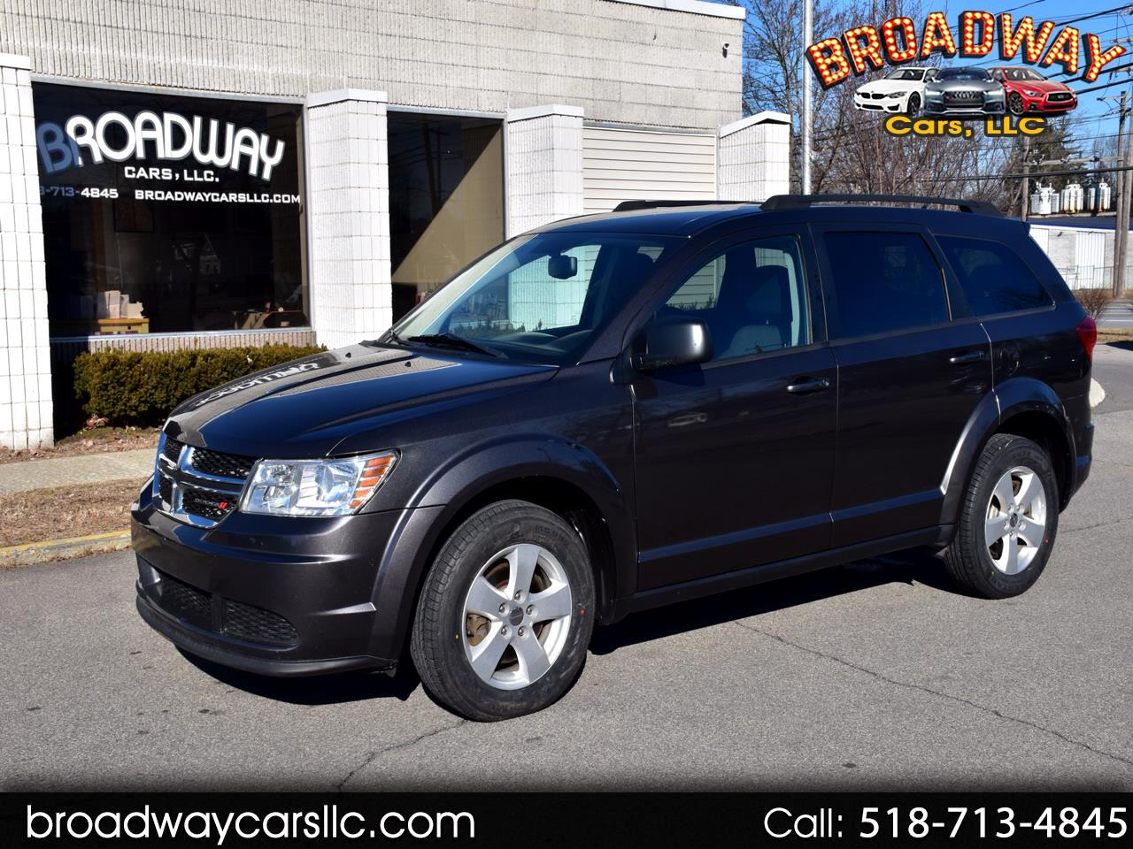 2016 Dodge Journey SE AWD