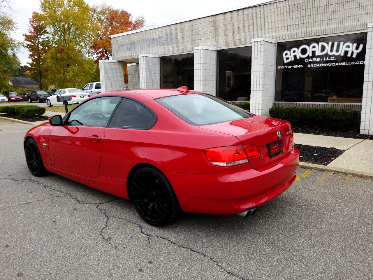 2010 BMW 3 Series 2dr Cpe 328i xDrive AWD