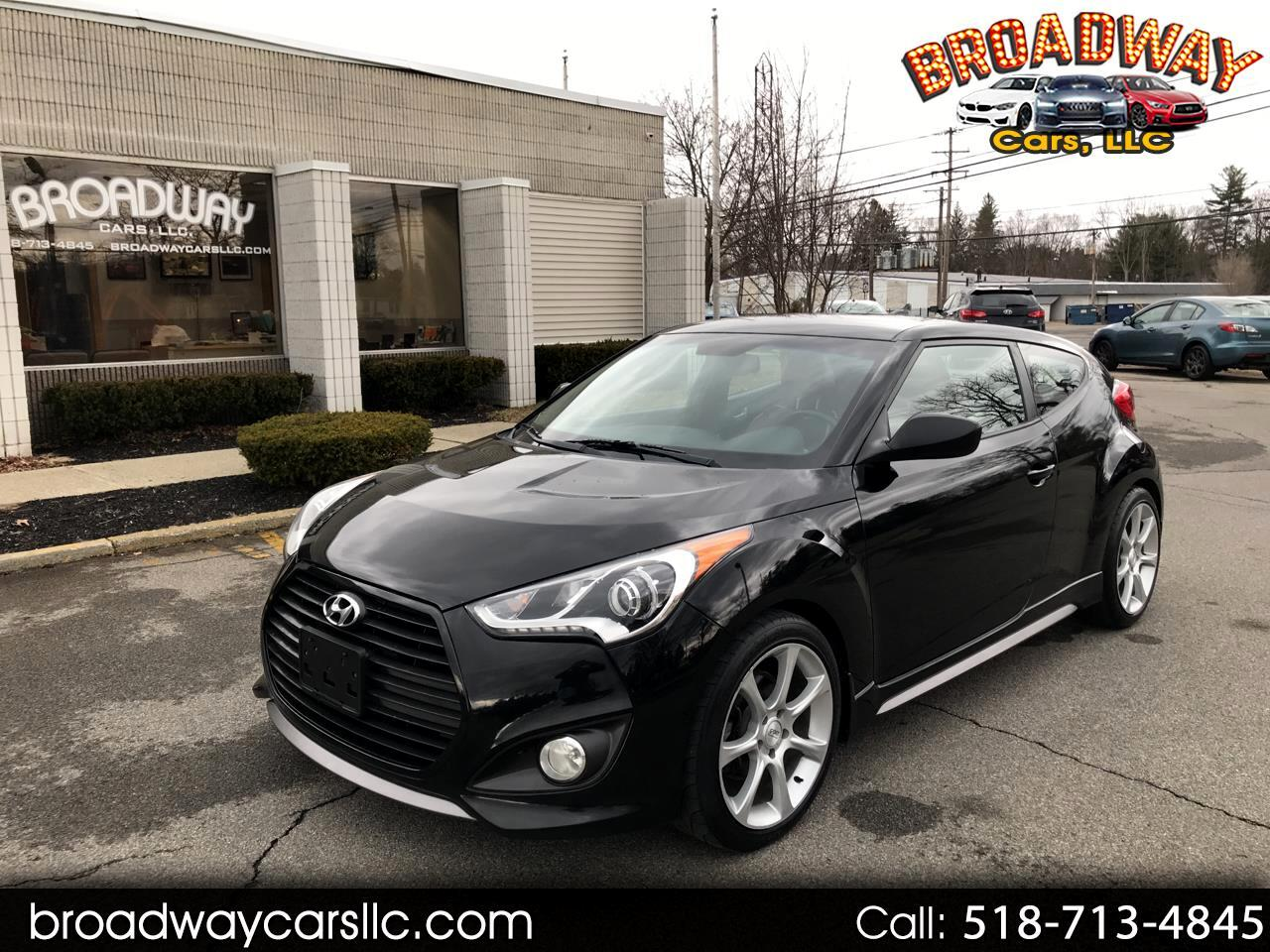 Hyundai Veloster 3dr Cpe Man Turbo R-Spec 2015