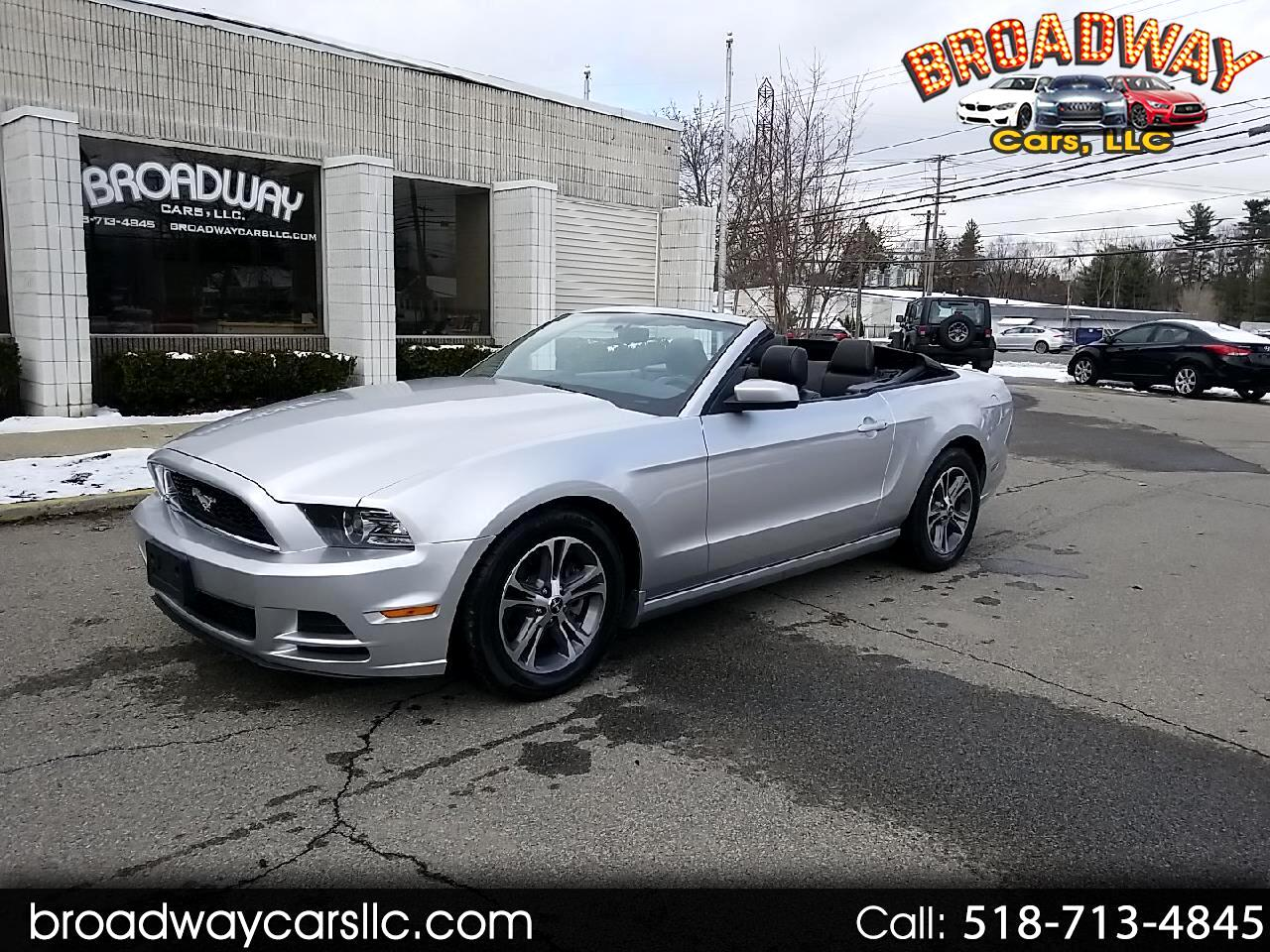 Ford Mustang 2dr Conv Premium 2014