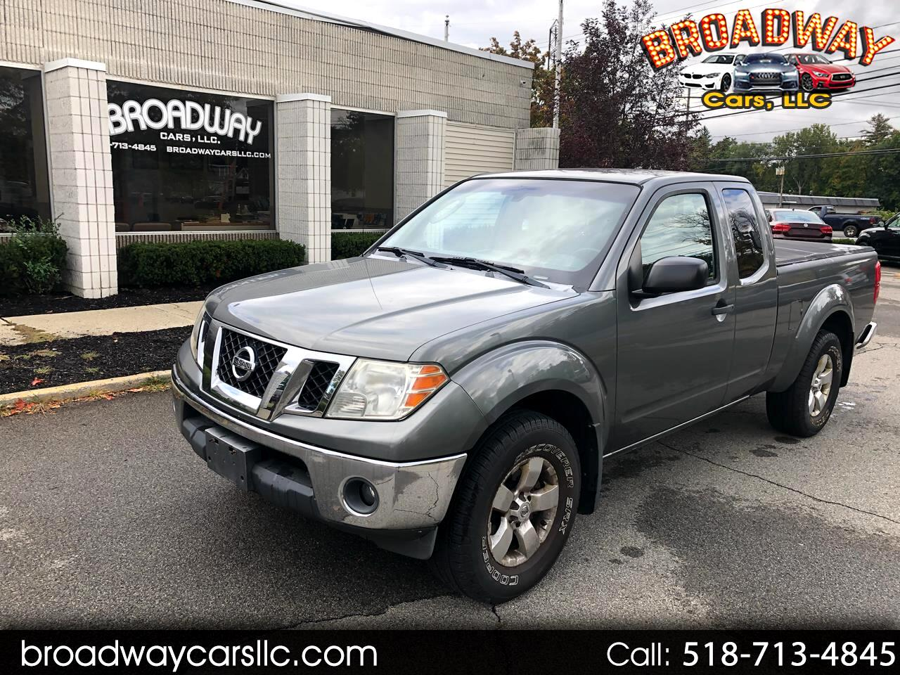 Nissan Frontier 4WD King Cab Auto SE 2009