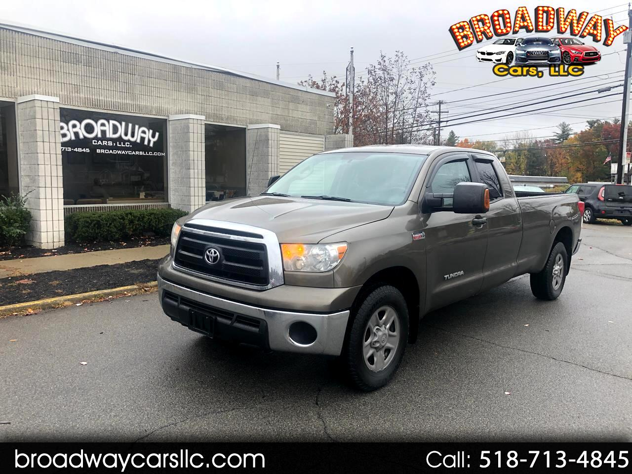 Toyota Tundra 4WD Truck Double Cab LB 5.7L V8 6-Spd AT (Natl) 2012