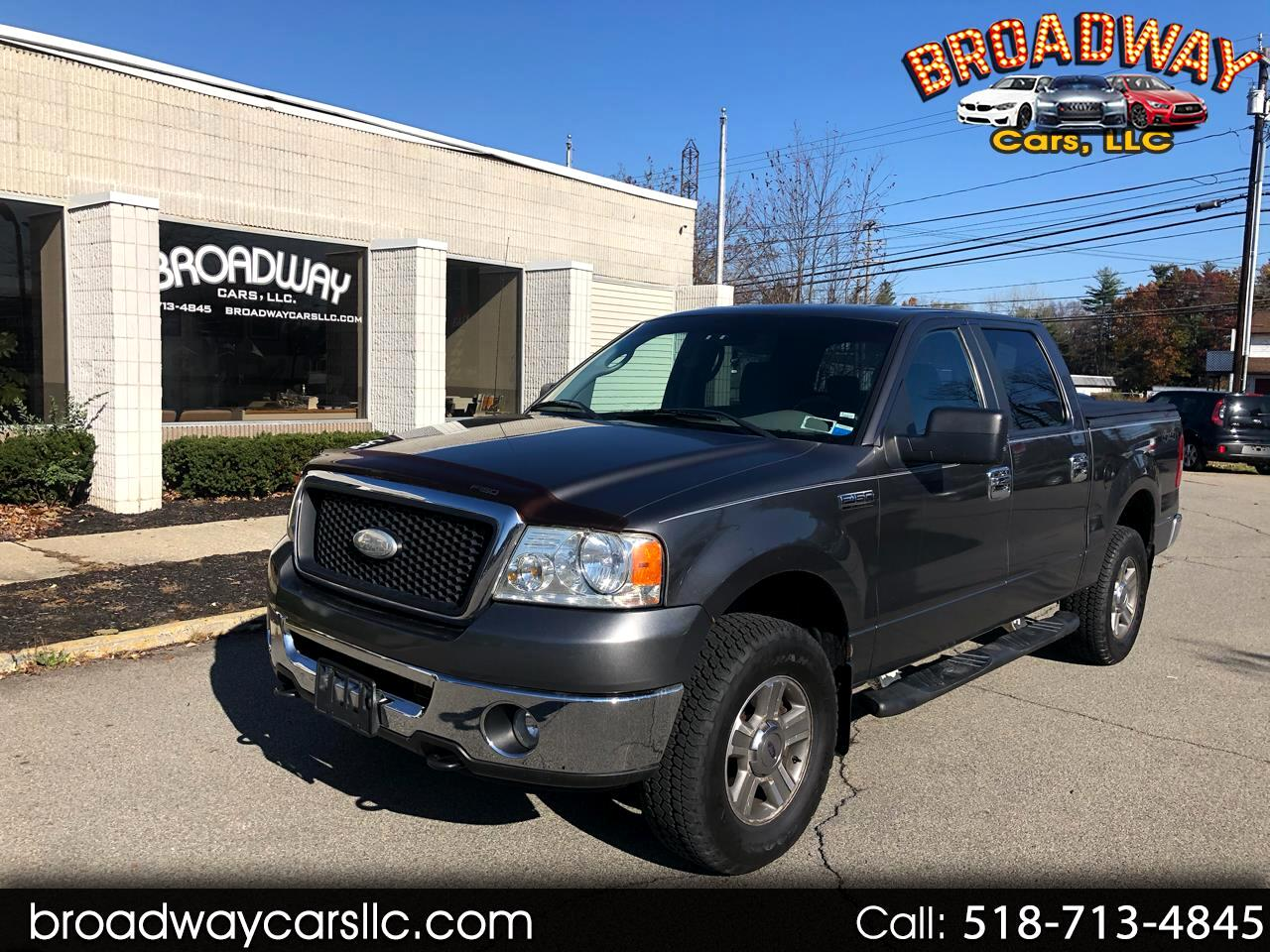 "Ford F-150 4WD SuperCrew 139"" King Ranch 2007"