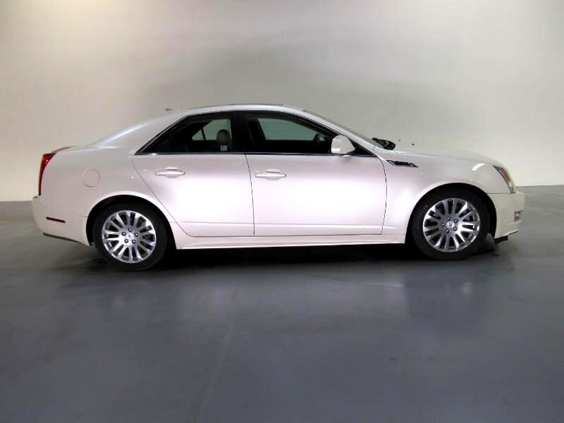 Cadillac CTS 3.6L Performance AWD w/ Navi 2011