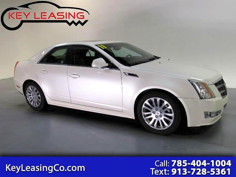 2011 Cadillac CTS 3.6L Performance AWD w/ Navi