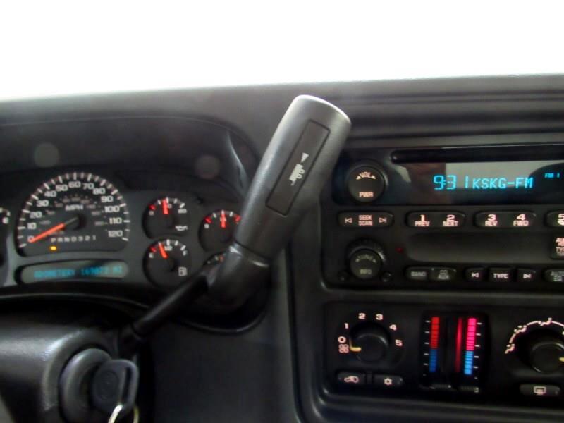 Chevrolet Silverado 1500 LS Ext. Cab 4WD 2006