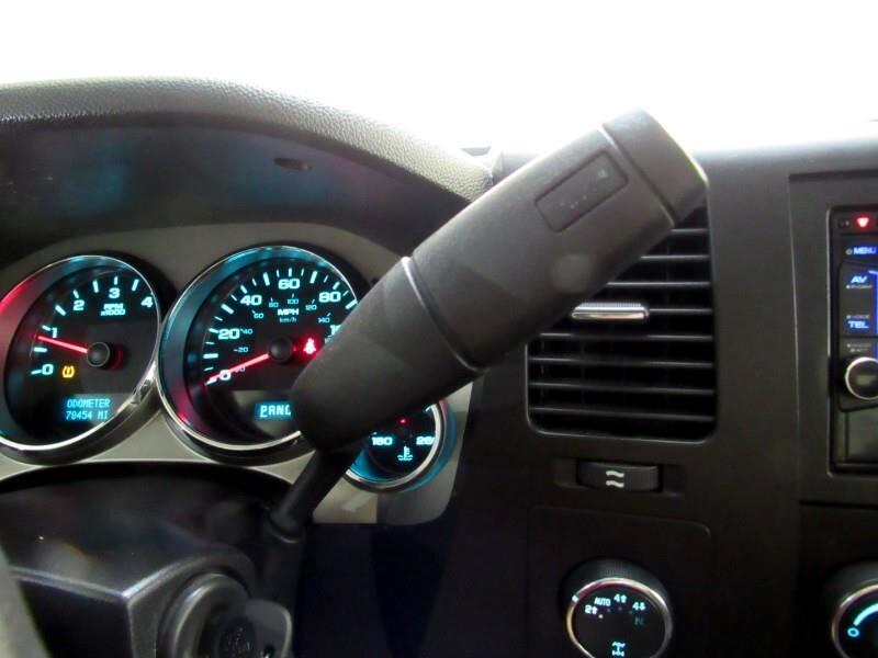 Chevrolet Silverado 1500 LT1 Ext. Cab Std. Box 4WD 2009