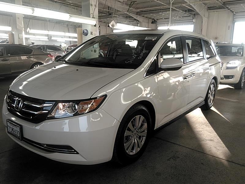 2016 Honda Odyssey EX-L w/Rear Entertainment