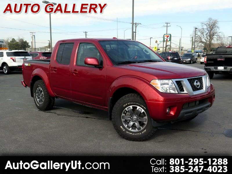 Nissan Frontier PRO-4X Crew Cab 5AT 4WD 2016