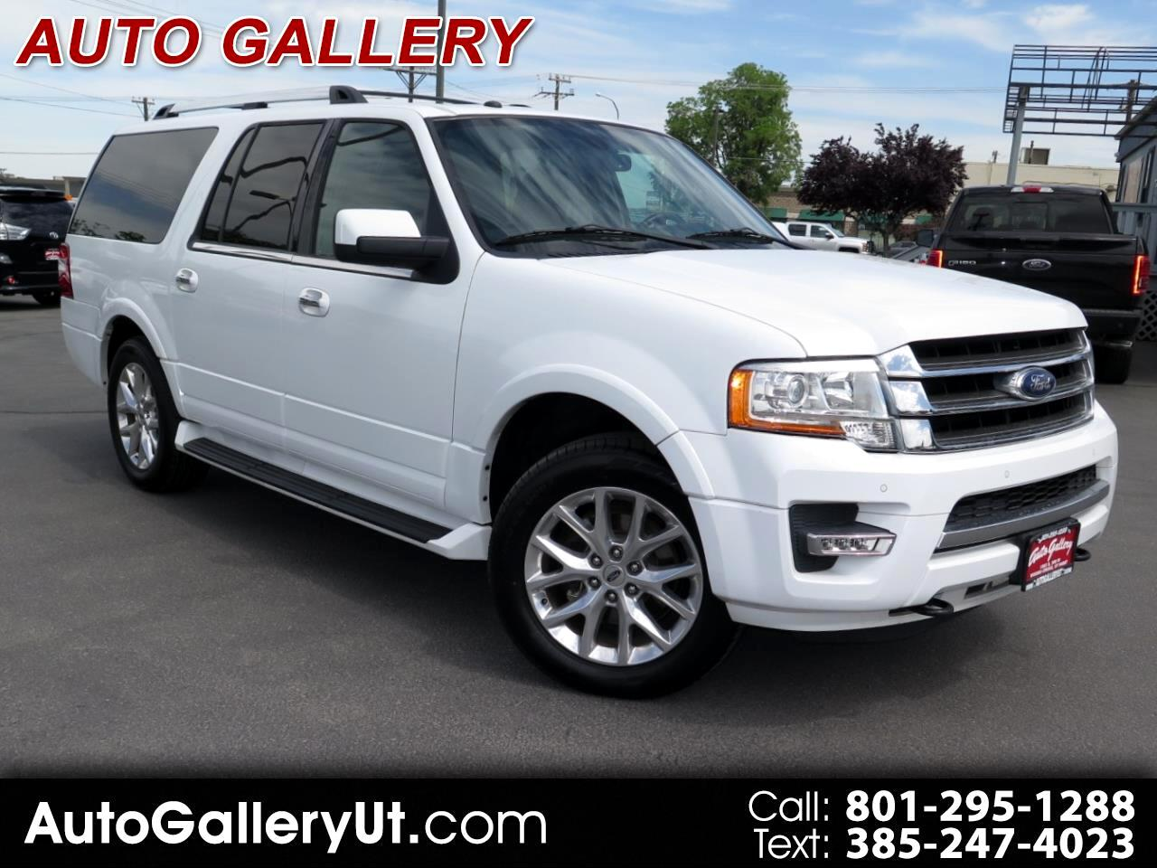 Ford Expedition EL 4WD 4dr Limited 2016